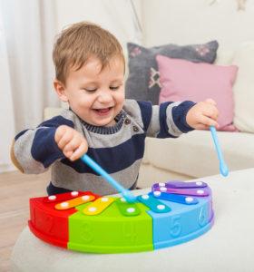 xilofono arcobaleno